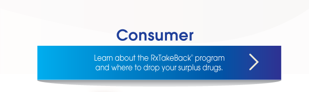 RxTakeBack Consumer Page
