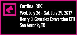 Cardinal RBC